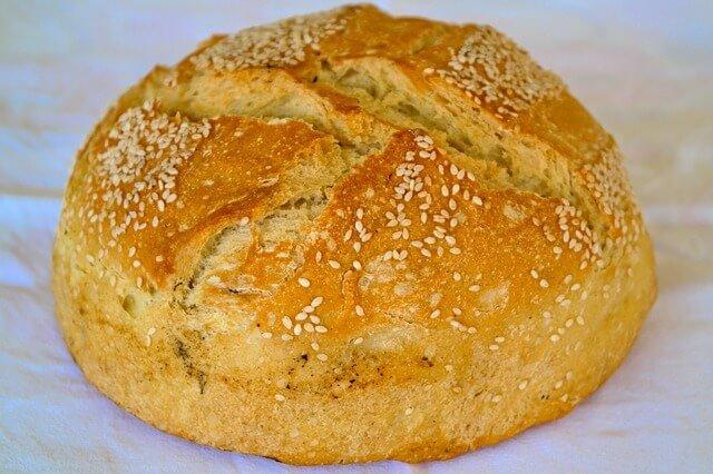 Weißbrot Brotbackautomat